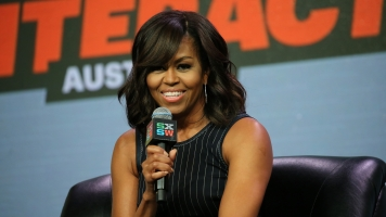 Michelle Obama Finally Responded To The Trump Plagiarism Fiasco