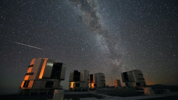 Earth Doesn't Exactly Have The Best View For Studying The Milky Way