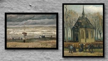 Police Find Van Gogh Paintings Nearly 14 Years After They Were Stolen
