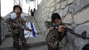 Kids In Iran Are Being Taught To Shoot The American Flag