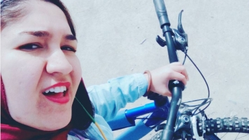 Iranian Women Don't Care If It's Illegal, They Want To Ride Bikes