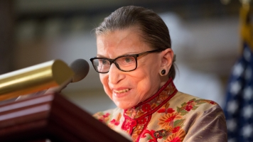 Justice Ginsburg Will Perform In An Opera — Again