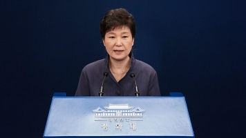 A Really Weird Scandal Is Going On In The South Korean Presidency