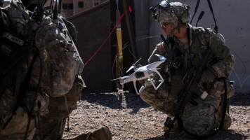 The Same Drone You Own Could Be Used As A Weapon In Conflict Zones
