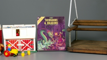 Swings, D&D And Little People Are Now In The Toy Hall Of Fame