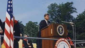 'What You Can Do For Your Country': JFK's Words In Today's World