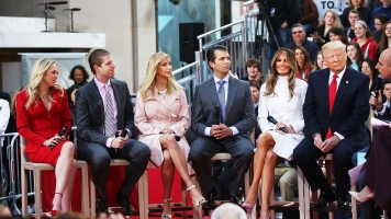 Meet America's New First Family: The Trumps