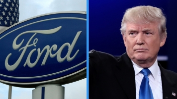 Trump Takes Credit For Keeping Ford Plant In US — One Problem ...