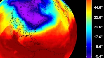 Climate Change Is Causing A Lot Of Cold And Snow — For Now
