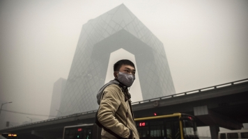 China's Smog Could Make It More Difficult To Fight Off Some Infections