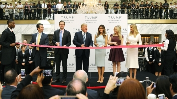 Donald Trump's DC Hotel Is A Big Conflict Of Interest