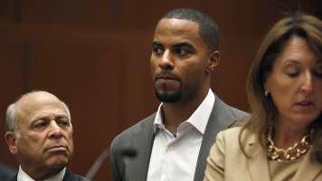 Ex-NFL Star Darren Sharper Sentenced To 20 Years In Prison For Rape