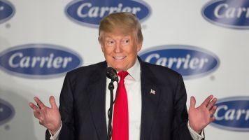 Union Leader Says Trump Lied About Carrier Deal