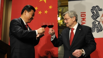 Trump's Pick For Ambassador To China Already Has A Head Start