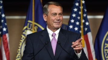 John Boehner Still Doesn't Miss Working In Politics