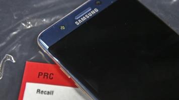 Samsung Wants To Shut Down Its Fire-Prone Phones; Verizon Won't Let It