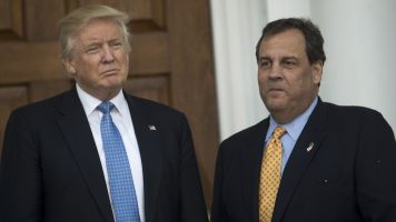 Chris Christie May Have Turned Down Multiple Trump Admin Positions