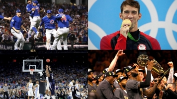 2016 Was One Of The Wildest (And Most Memorable) Years In Sports