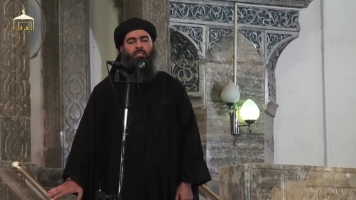 $25 Million: That's Now The Reward For Info On ISIS' Leader