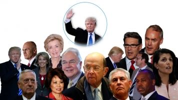 Trump's Cabinet Might Not Be Good For Climate Change