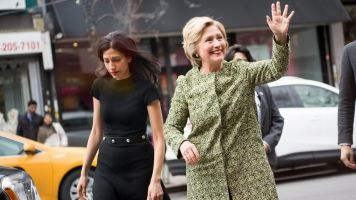 FBI Releases The Warrant That Rekindled Clinton's Email Troubles