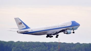 Boeing CEO Says Air Force One Costs Will Be Under $4 Billion