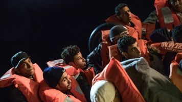 A Record Number Of Migrants Died Crossing The Mediterranean In 2016