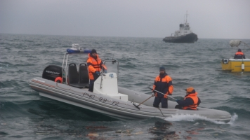 Search Crews Recover Black Box From Russian Plane Wreckage