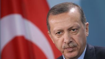Turkey's President Accused The US Of Helping ISIS In Syria