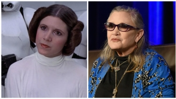 A Tribute To Carrie Fisher: A Force Of Talent