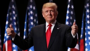 Trump Turns To Reagan, JFK For Inaugural Address Inspiration