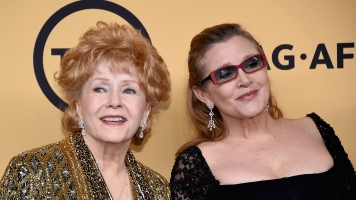After Debbie Reynolds' Death, Some Ask: Can You Die Of A Broken Heart?
