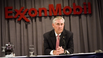 Rex Tillerson Leaves Exxon With A Clean $180M Severance Package