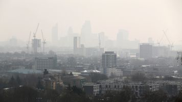Part Of London Passed Its Annual Pollution Level For 2017 — In 5 Days