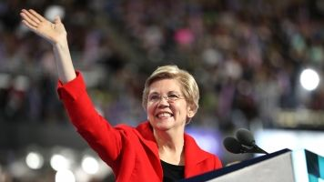 Elizabeth Warren Wants To Stay In The Senate To Fight Trump
