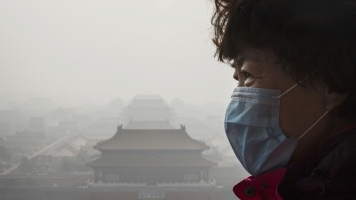 Beijing Turns To Special Police Force To Combat Smog