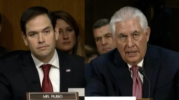 Rubio Grills Trump's Secretary Of State Pick On Russian 'War Crimes'