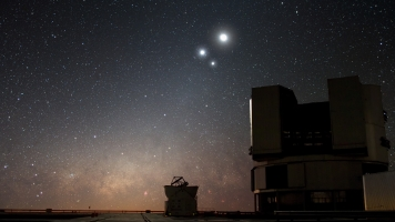 Scientists Upgrading Very Large Telescope To Search For Exoplanets