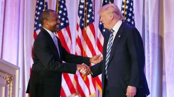 Carson Won't Rule Out Trump Benefiting From HUD Funds