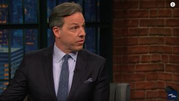 Jake Tapper's Response To Trump Calling CNN 'Fake News'