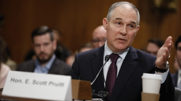 Trump's EPA Pick Says Something Unexpected About Climate Change