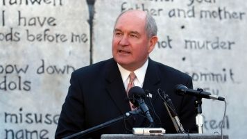 Trump Picks Former Georgia Gov. Sonny Perdue For Agriculture Chief