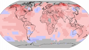 World Temperature Continues To Be A Hot Topic For Third Year In A Row