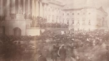 This Is What The Presidential Inauguration Looked Like In 1857
