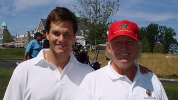 Tom Brady Really Wants People To Stop Asking Him About Trump