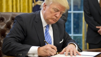 With The Stroke Of A Pen, Trump Pulls The US From The TPP