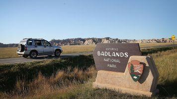 Were Badlands National Park's Climate Change Tweets A Dig At Trump?