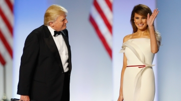 Can Melania Climb Out Of Low Approval? A First Lady Expert Weighs In