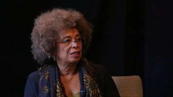 Angela Davis Talks About The Women's March And What Comes Next