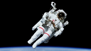 Seam Me Up, Scotty: How Spacesuits Evolved From Clunky To Cool